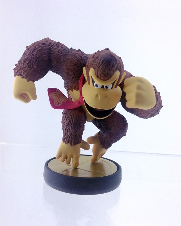Amiibo Donkey Kong