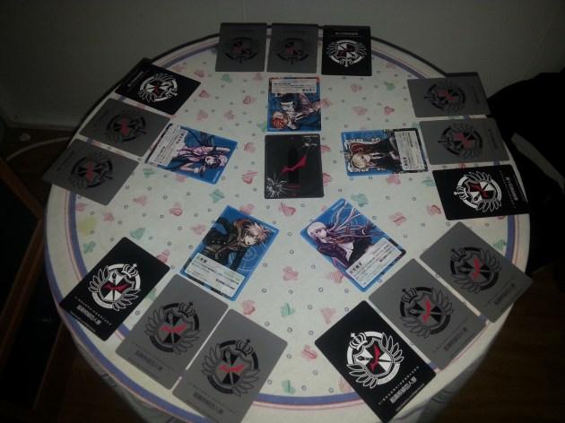 Danganronpa juego de cartas 02