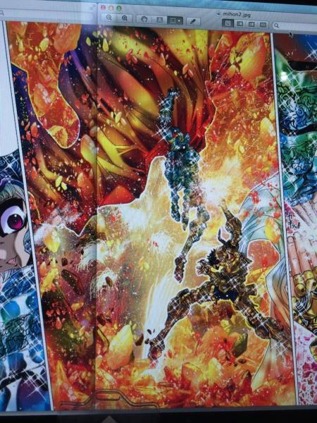 Saint Seiya Episodio G Assassin color 03