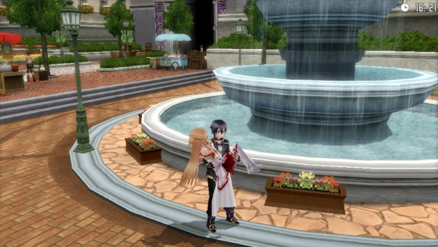 Sword Art Online Hollow Fragment Pic 03