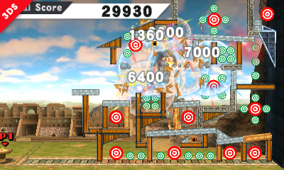 Target Blast Super Smash Bros 02