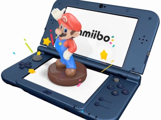 New Nintendo 3DS XL amiibo