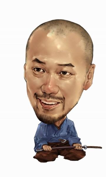Takehiko Inoue fanart