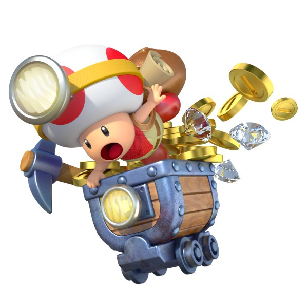 Captain Toad Treasure Tracker 01