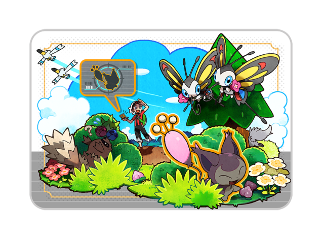 DexNav Pokemon Rubi Omega Zafiro Alfa
