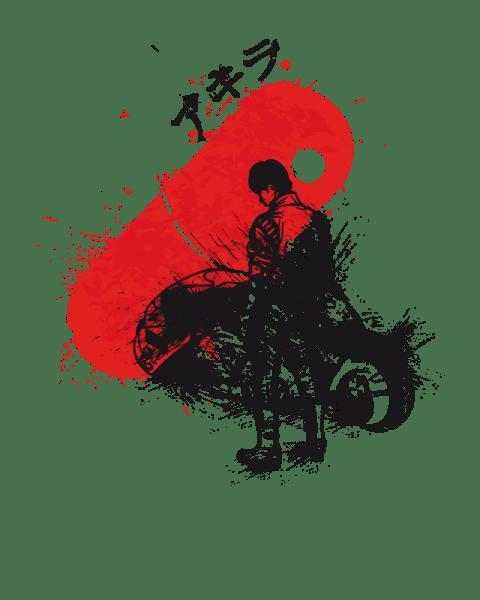 Akira Art