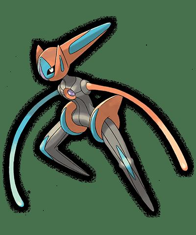 Deoxys Velocidad 01