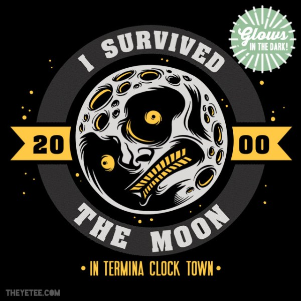 I survived the moon