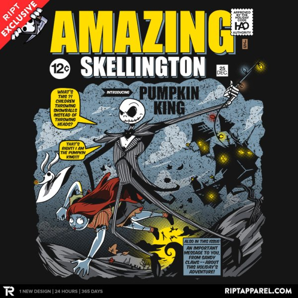 Amazing Skellington