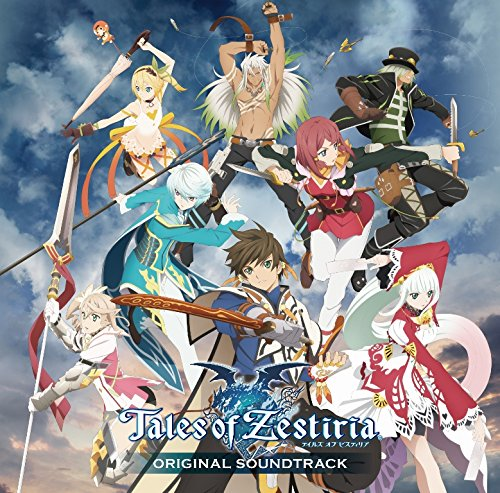 Tales of Zestiria OST