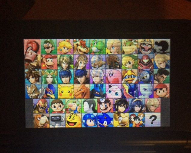 Rayman Smash Bros 3DS