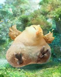 Chocogordo Mevius Final Fantasy