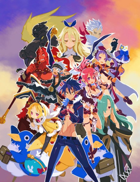 Disgaea 5 artwork