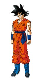 Goku Dragon Ball Z 2015