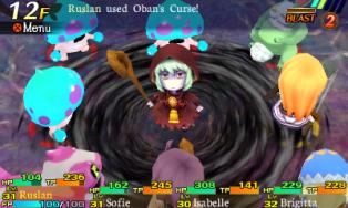 Hexer Etrian Mystery Dungeon (5)