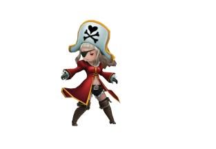 Pirata Bravely Second 01