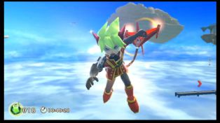 Rodea The Sky Soldier Wii 05