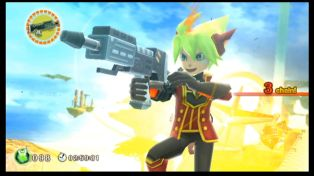 Rodea The Sky Soldier Wii 06