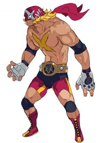 Wrestler Disgaea 5