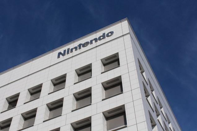 Nintendo Kioto