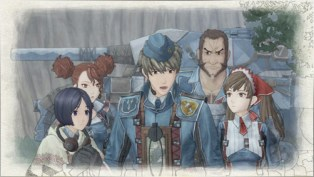 Valkyria Chronicles Remaster screen 009