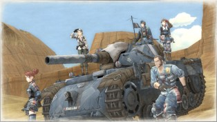 Valkyria Chronicles Remaster screen 013