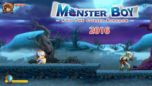 Monster Boy 2016