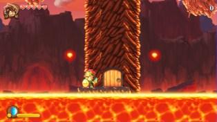 Monster Boy lava