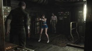 Resident Evil 0 gameplay