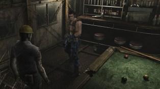 Resident Evil 0 ingame