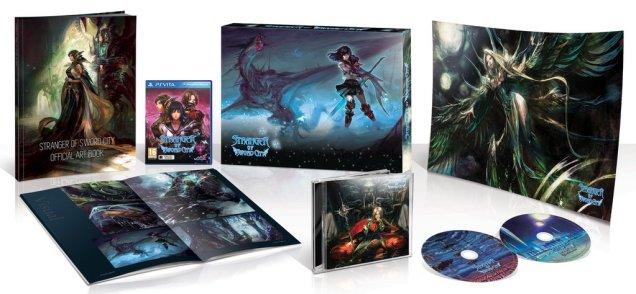 Stranger of Sword City edición limitada