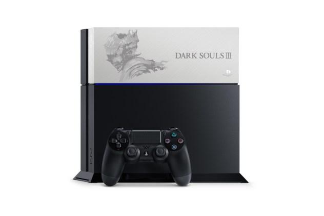 PS4 Dark Souls III Cinder Knight 1