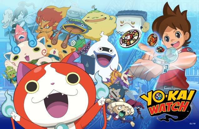 Yo Kai Watch anime 2016