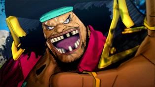 Blackbeard One Piece Burning Blood