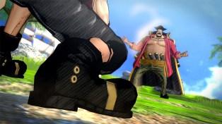 Blackbeard One Piece Burning Blood 17