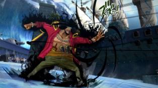 Blackbeard One Piece Burning Blood 4