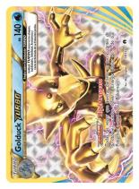 Pokemon TCG Golduck Turbo Turbolimite