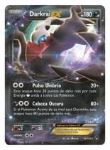 Pokemon TCG Darkrai EX Turbolimite