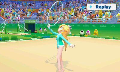 Mario Sonic JJOO Rio 2016 3DS 18