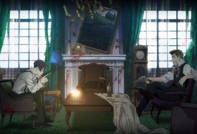 91 Days anime
