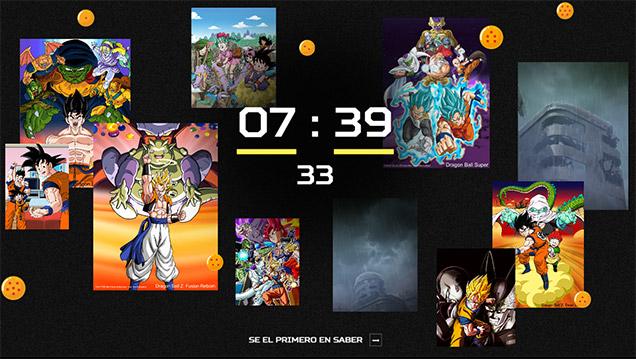 Dragon Ball proyecto Bandai