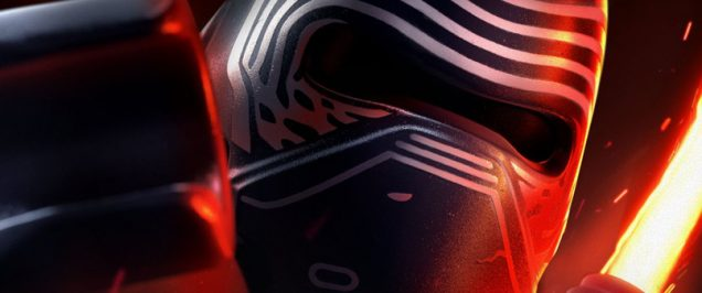 LEGO Star Wars Despertar Kylo Ren