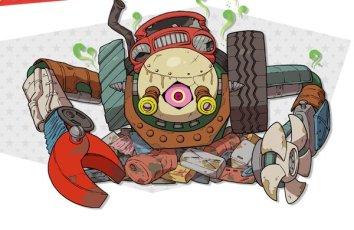 Robot Basura Yo Kai Watch