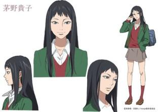 Takako Chino Orange anime