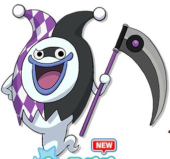 Whis-Joker Yo-kai Watch
