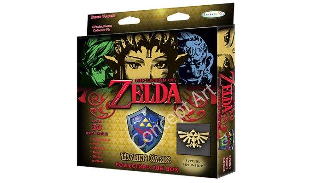 Zelda cartas coleccionables 2