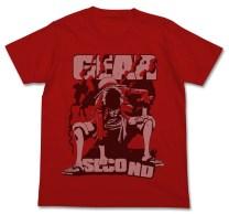 Camiseta Luffy