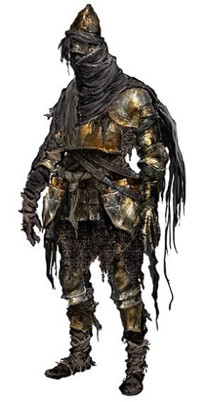 Dark Souls III enemigo