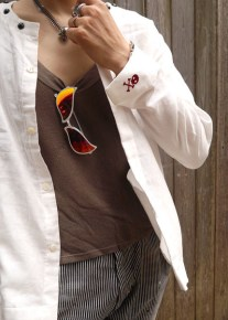 Gafas Doflamingo One Piece 04