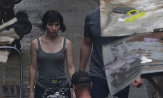 Ghost in the Shell pelicula live action 06